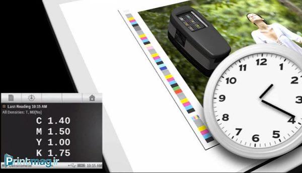 آموزش مدیریت رنگ
