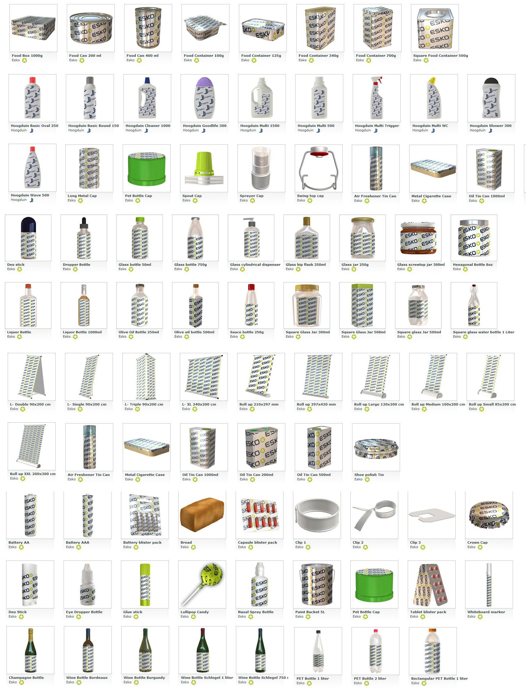 بسته بندی سه بعدی