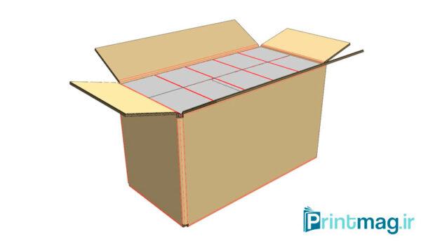 طراحی جعبه مادر در آرتیوس کد