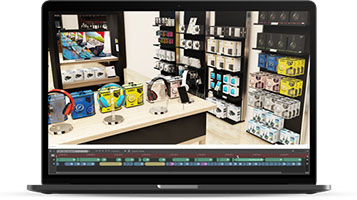 اسکو استور ویژوالایزر - Esko Store Visualizer