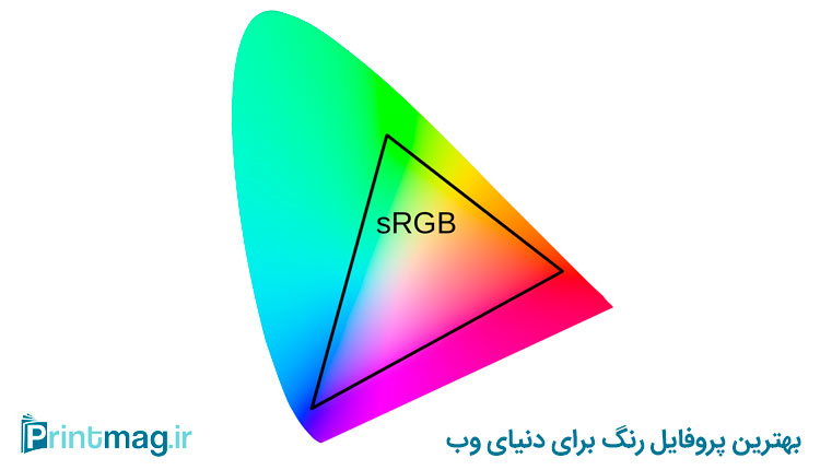 بهترین پروفایل رنگ برای وب