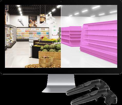 Esko Store Visualizer